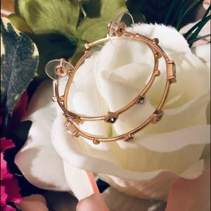 Kendra Scott smaller hoop earrings